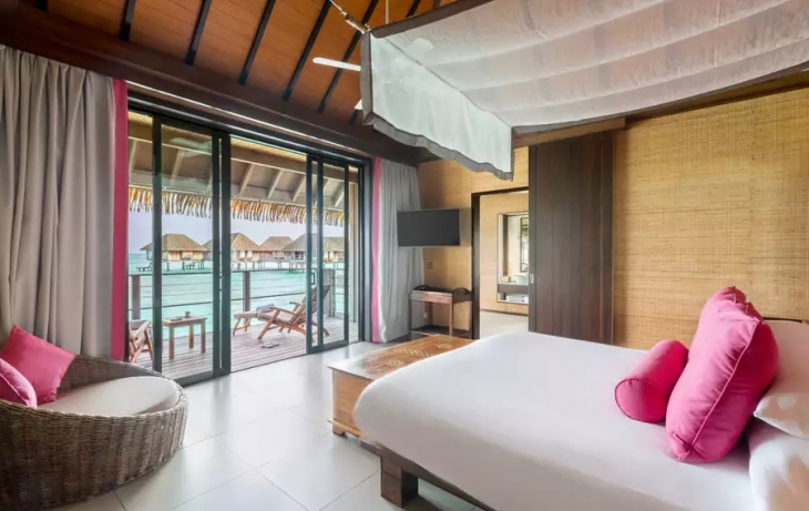 Club Med Exclusive Collection Overwater Suite2